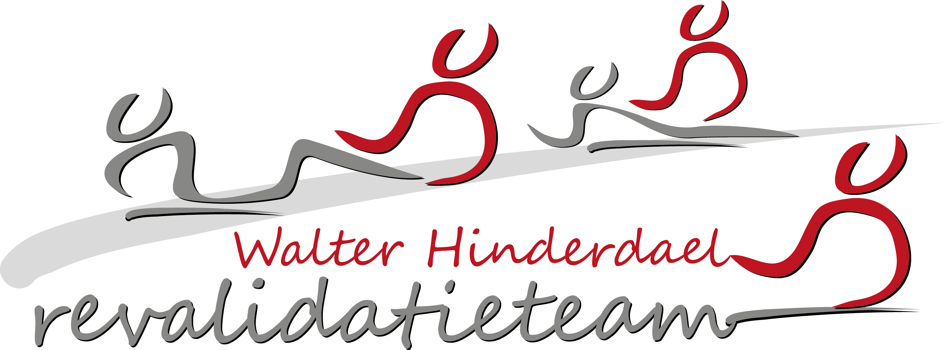 Walter Hinderdael Revalidatieteam logo